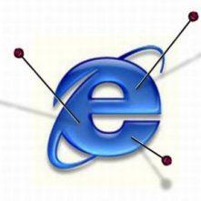 סיכות וודו תקועות בלוגו אקספלורר
