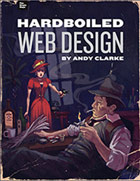 ספר Hardboiled Web Design