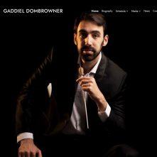 גדיאל דומברובבנר – מנצח